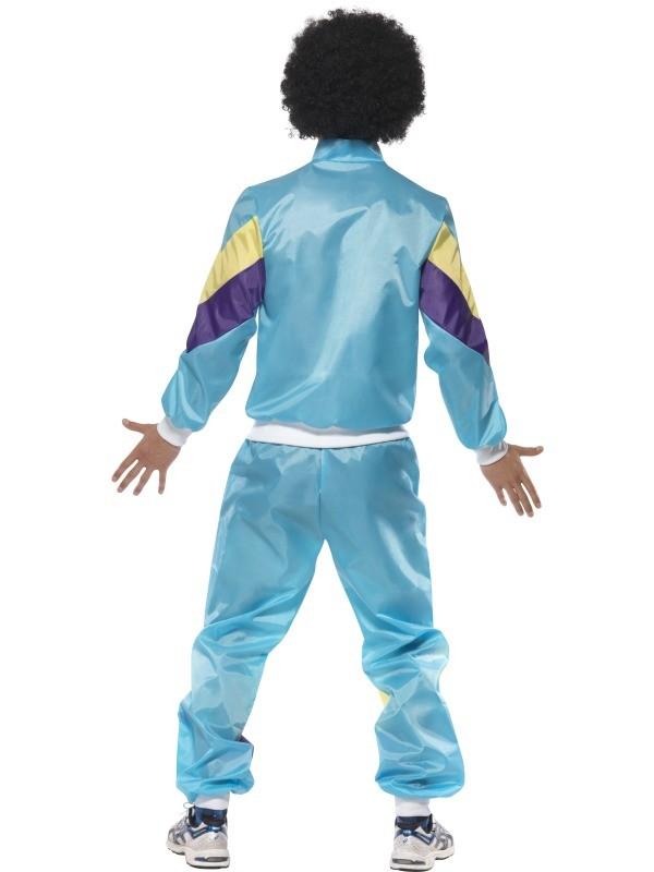 80er jahre trainingsanzug adidas