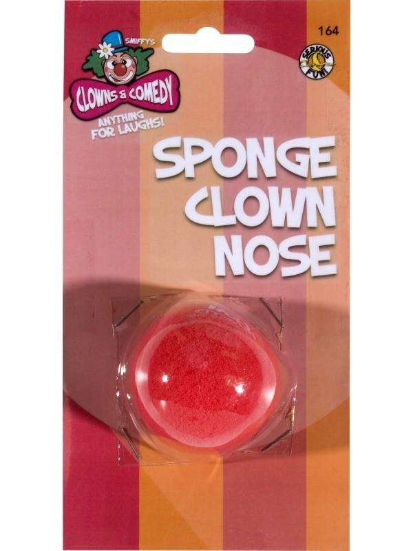 Clownnase-Clown-Nase-Rot-Fasching-Karneval